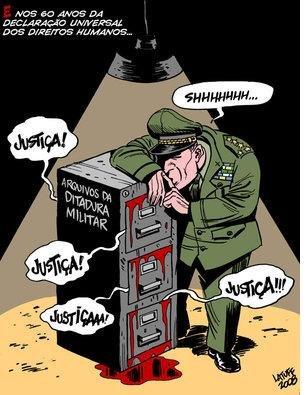 Ditadura justiça