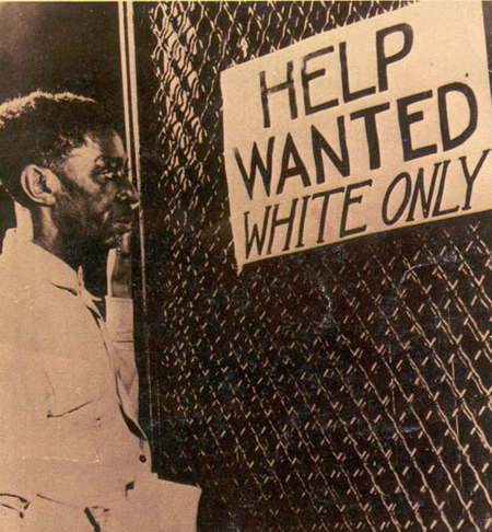 jim crow help wanted