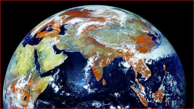 planeta terra satélite imagens em alta definição