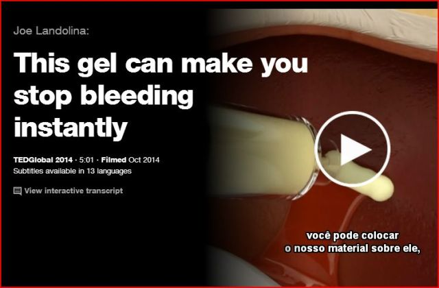 gel stop bleeding